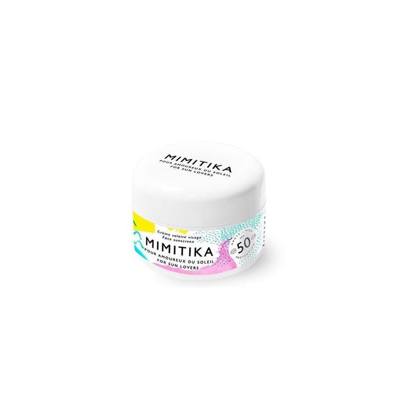 Mimitika (protector solar de rostro SPF50)