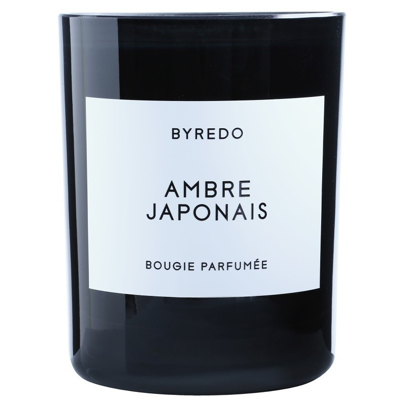 BYREDO vela perfumada AMBRE JAPONAIS