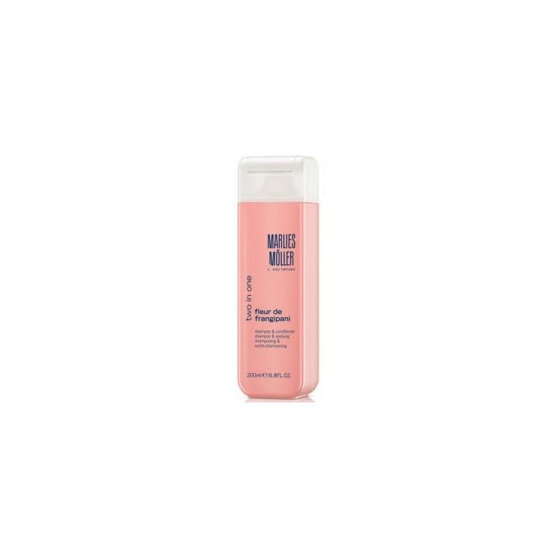 Fleur Frangipani Shampoo & Conditioner